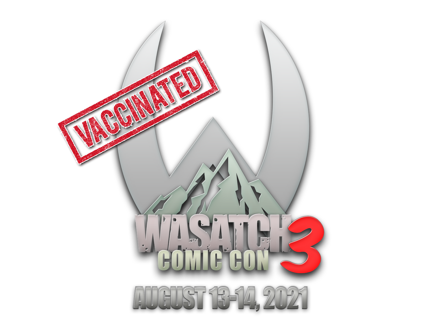 Wasatch Comic Con Logo